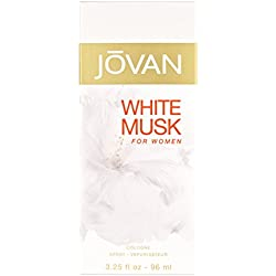 Jovan Cologne White Musk for Women EDT, 96ml