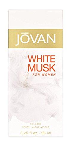 ASTOR JOVAN White Musk Femme Eau de Cologne Vaporisateur 96 ml