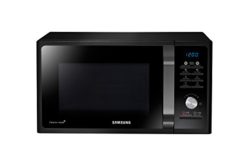 Samsung 23 L Grill Microwave Oven (MG23F301TCK, Black)  available at amazon for Rs.6999
