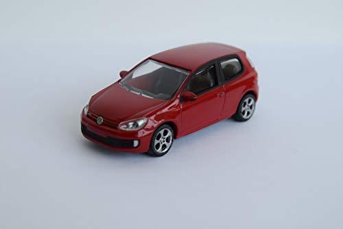 Original VW Golf 6 VI GTI Modellauto - Spielzeugauto - Sammler 3' Inch - Norev rot -