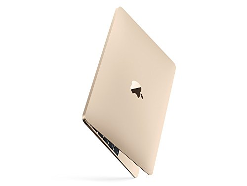 Apple MacBook Retina MK4N2D/A 30,4 cm (12 Zoll) Notebook (Intel Core M, 1,2GHz, 8GB RAM, 512GB SSD, Intel HD 5300, Mac OS) gold