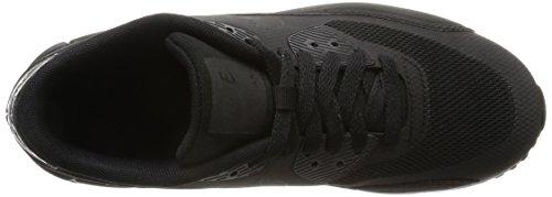 Nike Air Max 90 Ultra 2.0 (Gs), Chaussures de Running Mixte Enfant Noir (Black/Black-Black)