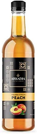 Arkadia Peach Syrup 750ml