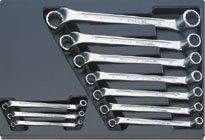 STAHLWILLE ES 20/10  6-32MM - LLAVE PARA TUERCAS  6-32MM - BANDJA PLAST  LLVES