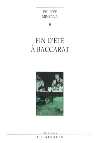 Fin d'été à Baccarat