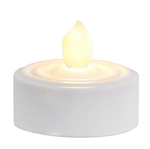 VOYAGE 2 led teelichter mit timer, warme weiße