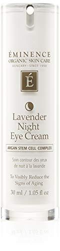 Eminence Organics Lavender Age Corrective Night Eye Cream 1.05 oz by Eminence -