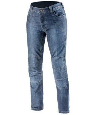 OJ - Jeans 4 Stagioni Tessuto Esterno in Denim Elasticizzato Luna Lady, Denim, 40