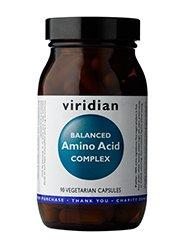 Viridian -Balanced Amino Acid Complex - 90 Vegetarian Capsules