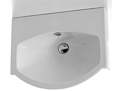 Cielo Easy Bath Washbasins wall-hung or on top washbasin EASC62