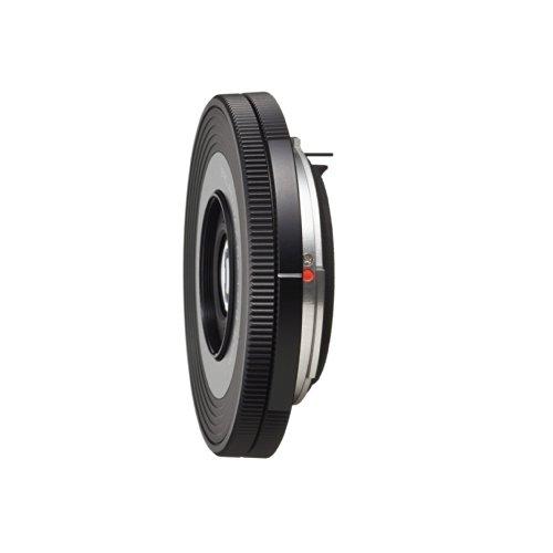 Pentax - Objetivo Smc DA 40 mm f/2,8 XS (diseño Marc Newson, montura Pentax K)