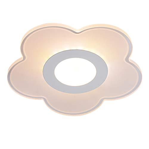 Funda Ultra Fina moderna lámpara de techo LED Lámpara de pared acrílico lámpara Shades 24 W Salón...