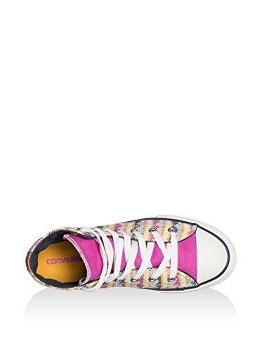 Converse Mädchen Sneaker Chuck Taylor All Star Textil Pink