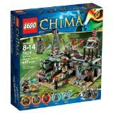 LEGO® 70014 Legends of Chima - Der Croc Tempel - LEGO