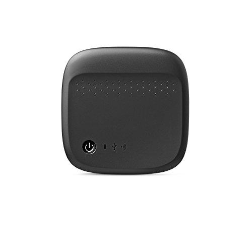 Seagate STDC500205 500GB drahtlose Externe Portable Festplatte schwarz