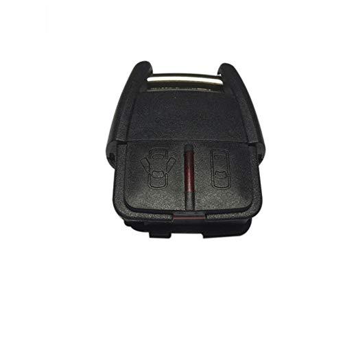 Opel Boîtier de clé de rechange 2 boutons pour Opel Omega Vectra B Astra G