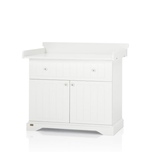 Herlag Changing Unit (Classic White)