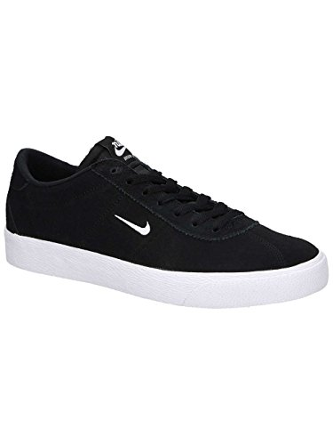 Bruin Sb (Nike Herren Sb Zoom Bruin Sneakers Schwarz (Black/White/Gum Light Brown 001) 42.5 EU)