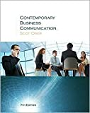 Contemporary Business Communication 7th (seventh) edition Text Only