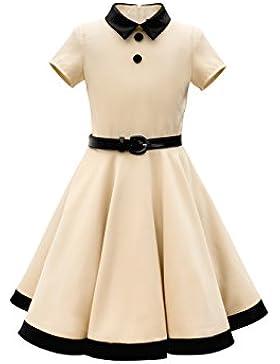 BlackButterfly Niñas 'Lucy' Vestido Clarity Vintage Años 50