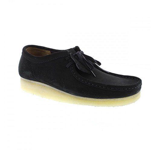 clarks-originals-mens-black-wallabee-suede-shoes-uk-8