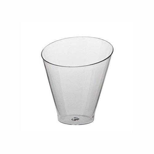 Papstar fingerfood-tasse ronde 82163-bord (transparent)