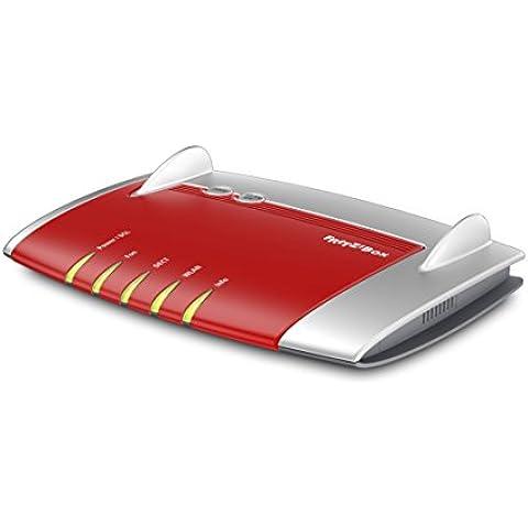 AVM FRITZ! Box 7430 International Modem Router Wireless N450, Telefonia VoIP, Base DECT, ATA, Segreteria, ADSL2+, VDSL, 4 LAN, 1 USB, 1 FXS