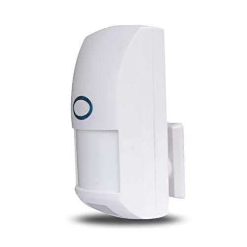 Heaviesk Mini Portable Wireless 433 MHz Home Security Pet Immune Bewegung PIR Sensor Dual Infrarot Detektor Für Alarmanlage