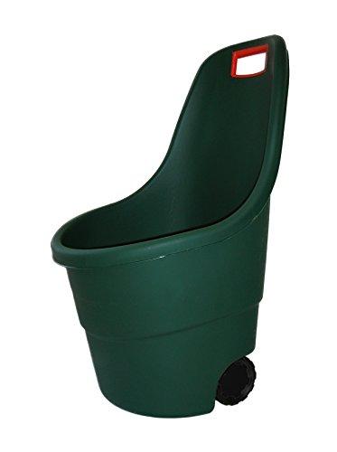 Keter - Carro de jardín Easy Go 2, Capacidad 55 litros, Color...
