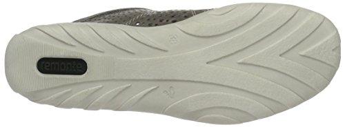 Remonte R3402, Sneakers Basses Femme Argent (Quarz/lightblueused / 10)