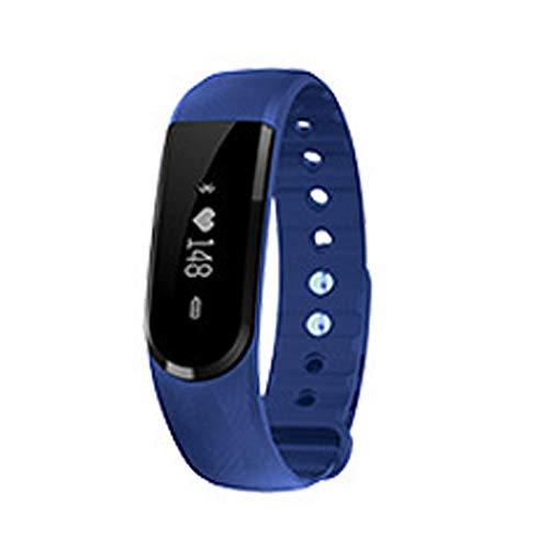 Ediand Smart Bund Smart Wear Armband Sport Schritt Pulsmesser Touchscreen Bluetooth Armband