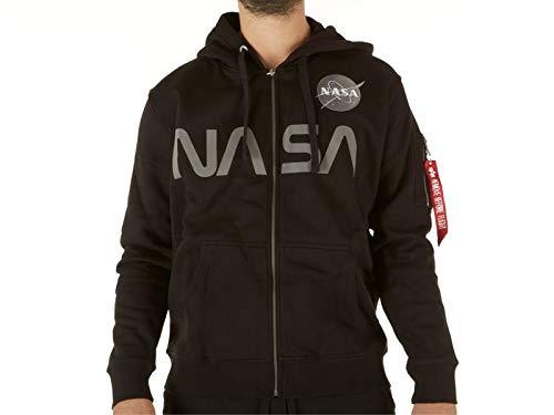 FELPA NASA HOODY - 77976 - 5