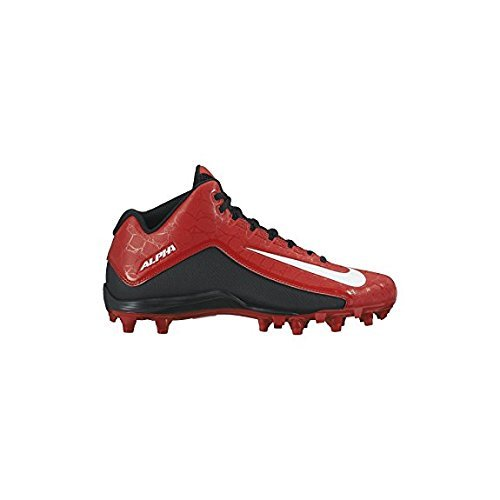 Nike Damen 844926-700 Turnschuhe University Red/Black/White