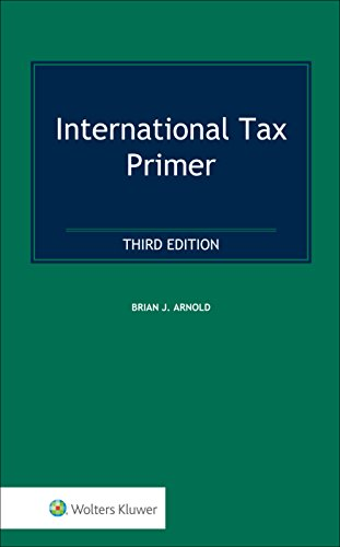 International Tax Primer por Arnold