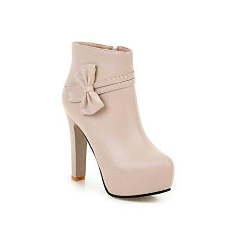Imperméable Sexy Chaussures Bottes Dhiver Doux Résistant Leau Mode 4qWOWBvX