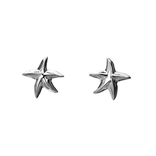 azzaria-argento-stella-marina-orecchini-diametro-075cm-in-argento-sterling-925hallmarked