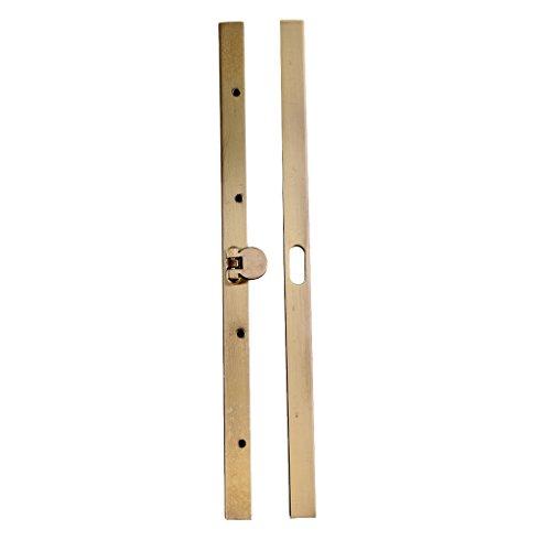 Sharplace Metall Tasche Geldbörse Rahmen Schloss Für Abend Handtasche Geldbörse Machen 19 Cm - bronze (Bronze-abend Handtasche)
