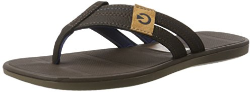 Cartago Mali Vii Thong Ad, Tongs Homme Mehrfarbig (brown/blue)