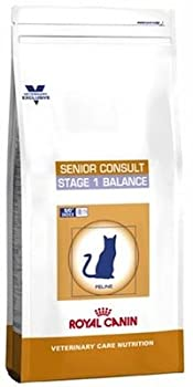 Royal Canin Vet Care Senior Consult Stage 1 Balance Nourriture pour Chat 1,5 kg