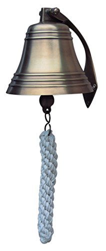 Schiffsglocke, Antik, 12,5cm