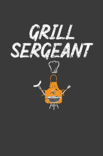Grill Sergeant: Barbeque Master Chef Gift (Burger Chef Spiel)