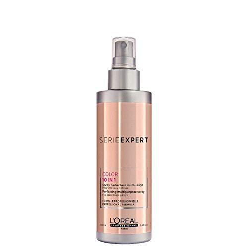 L\'Oréal Professionnel Serie Expert Vitamino Color A.OX 10 in 1 Leave-in Conditioner Multitalent, 1er Pack (1 x 190 ml)