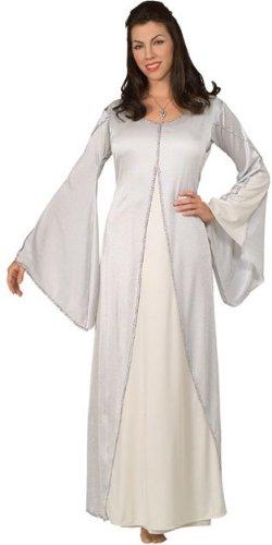 Arwen Damen Kostüm , (Kleid Ringe Arwen Der Herr)