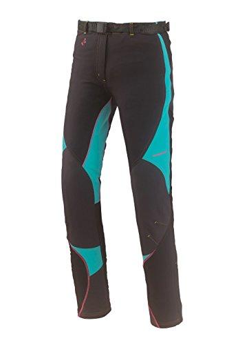 Trango Damen Hose Pants LARGO MAWENZI, 8433849407969 Schwarz/Blau