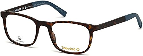 Timberland TB1583 Eyeglasses 052 Dark Havana 56-20-145