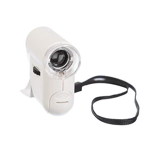 Funtime EG7930 - Microscopio (tamaño pequeño), Color Blanco
