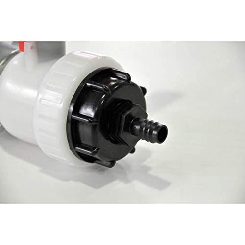 Multitanks - Raccord cuve 1000 litres - sortie Ø 16MM - 16mm