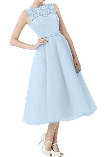 TOSKANA BRAUT - Robe - Cocktail - Femme bleu clair