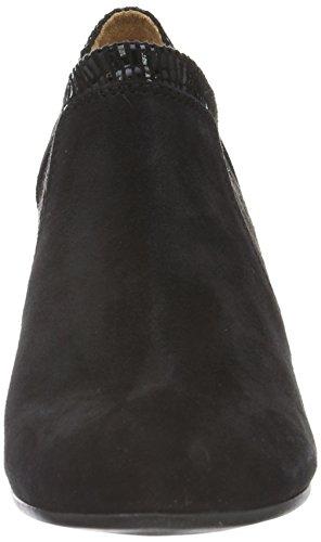 Caprice 24400, Scarpe con Tacco Donna Nero (BLACK COMB 019)