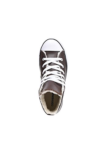 Converse Ctas Hi Junior CHOCOLATE/NATURAL/WHITE